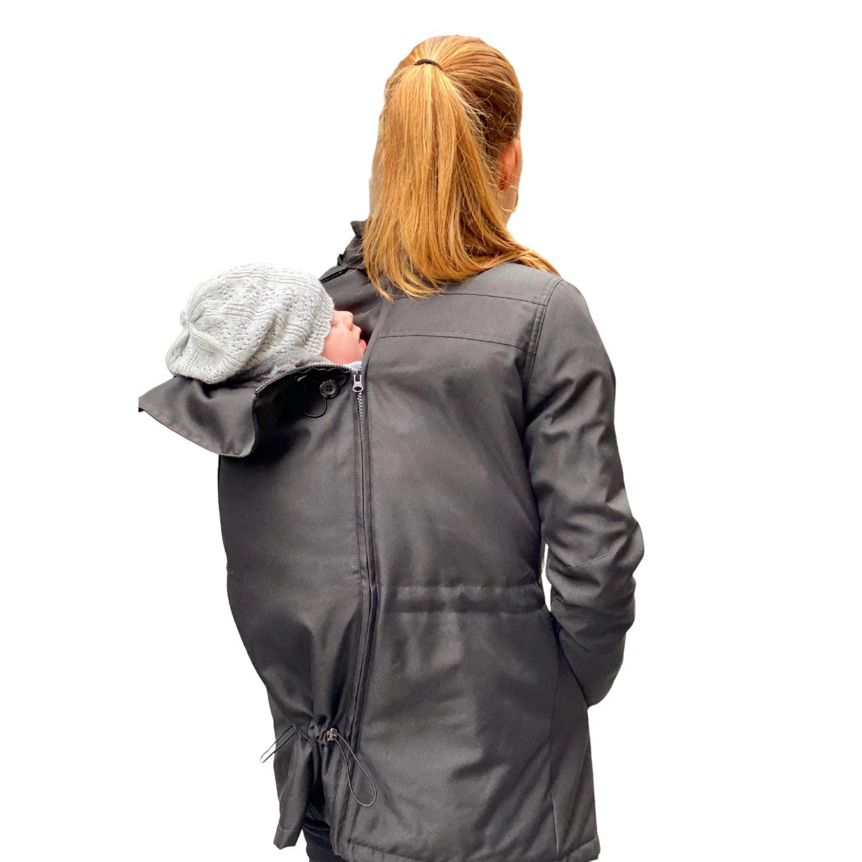 abrigo porteo espalda wallaby
