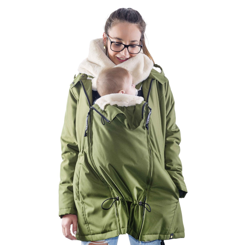 abrigo de porteo y embarazo wallaby