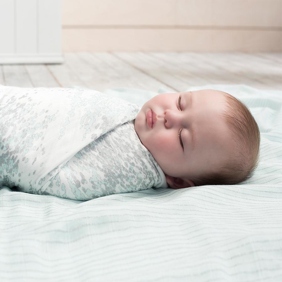 muselina de bambu para el bebe