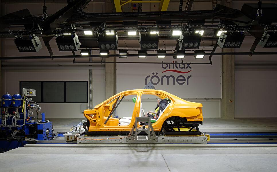 sillas de coche Britax Romer