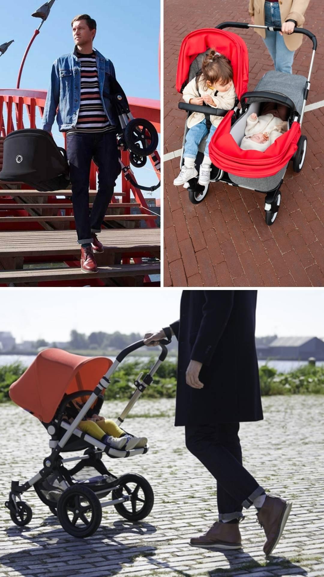 donde comprar carritos de bebé Bugaboo