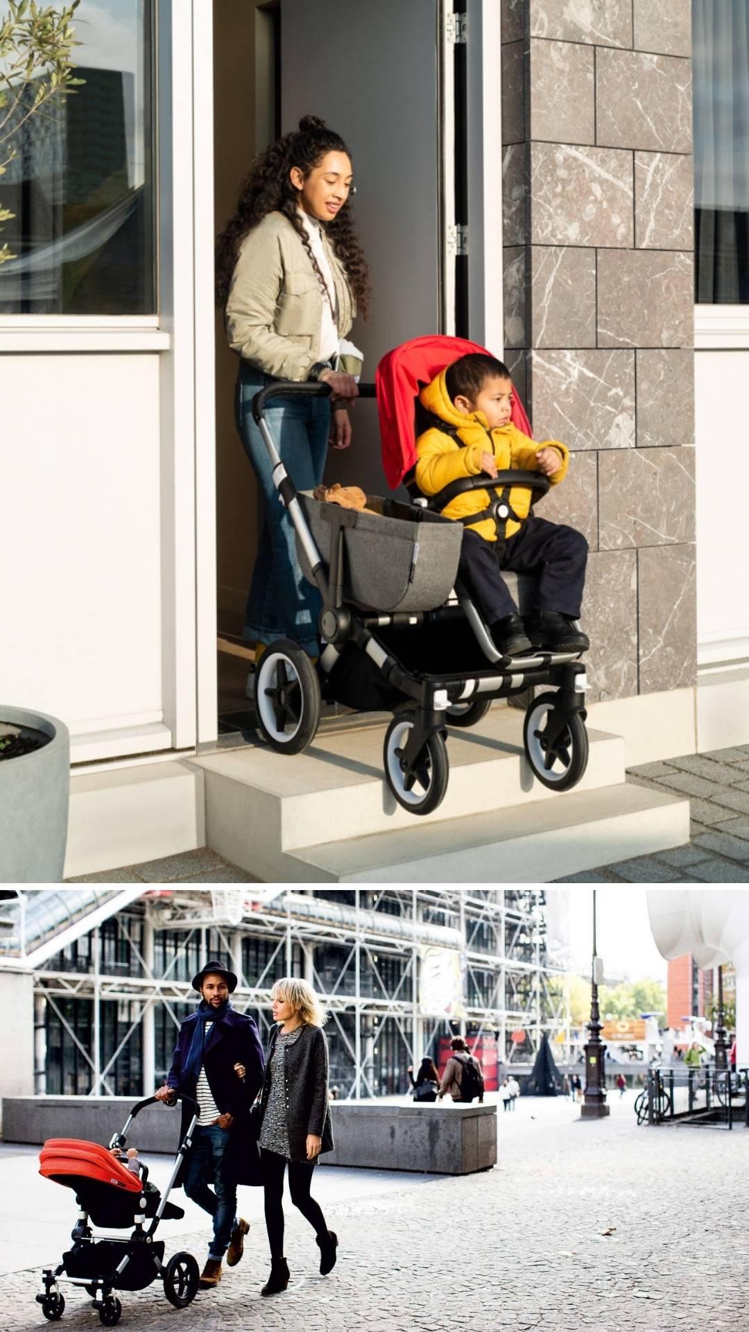 comprar carritos de bebé Bugaboo