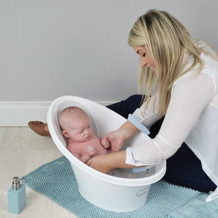 bañera bebe shnuggle