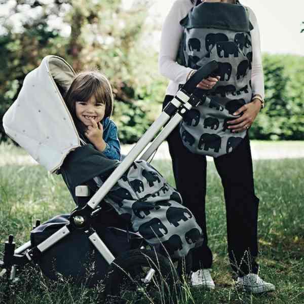 cobertor silla paseo bundlebean