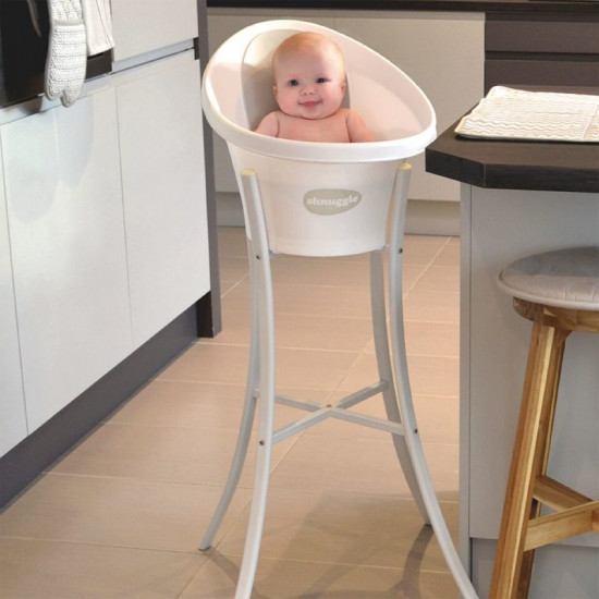 soporte bañera bebé shnuggle