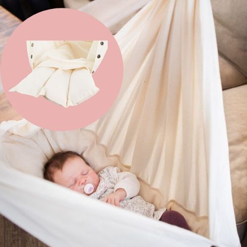 cuna bebe ergonomica