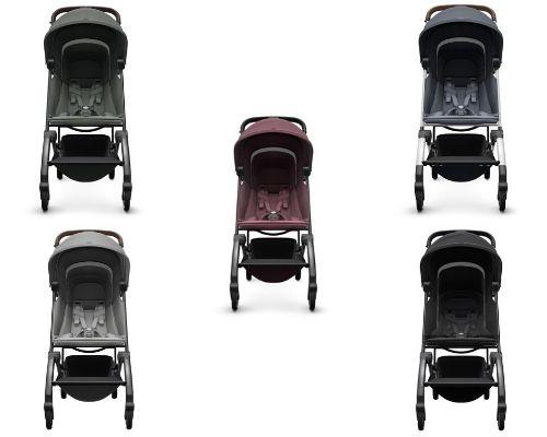 colores de la silla Joolz Aer