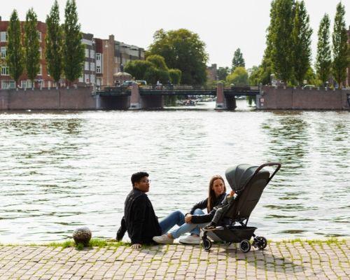 silla de paseo compacta joolz aer