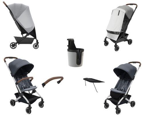 accesorios no incluidos en la silla Joolz Aer