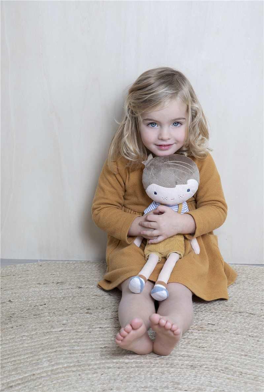 muñecos tela little dutch