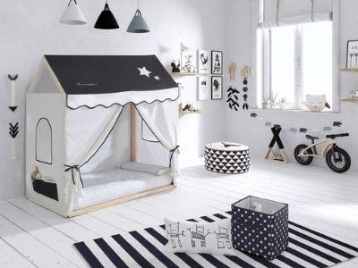 habitacion montessori para niños