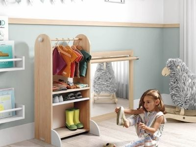 habitacion montessori bebe