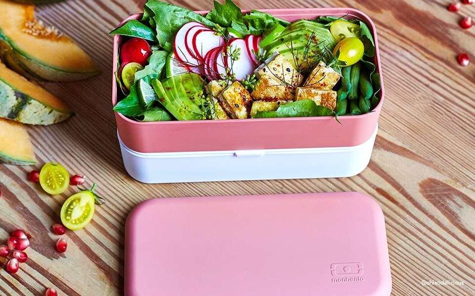 monbento lunchbox para llevar comida