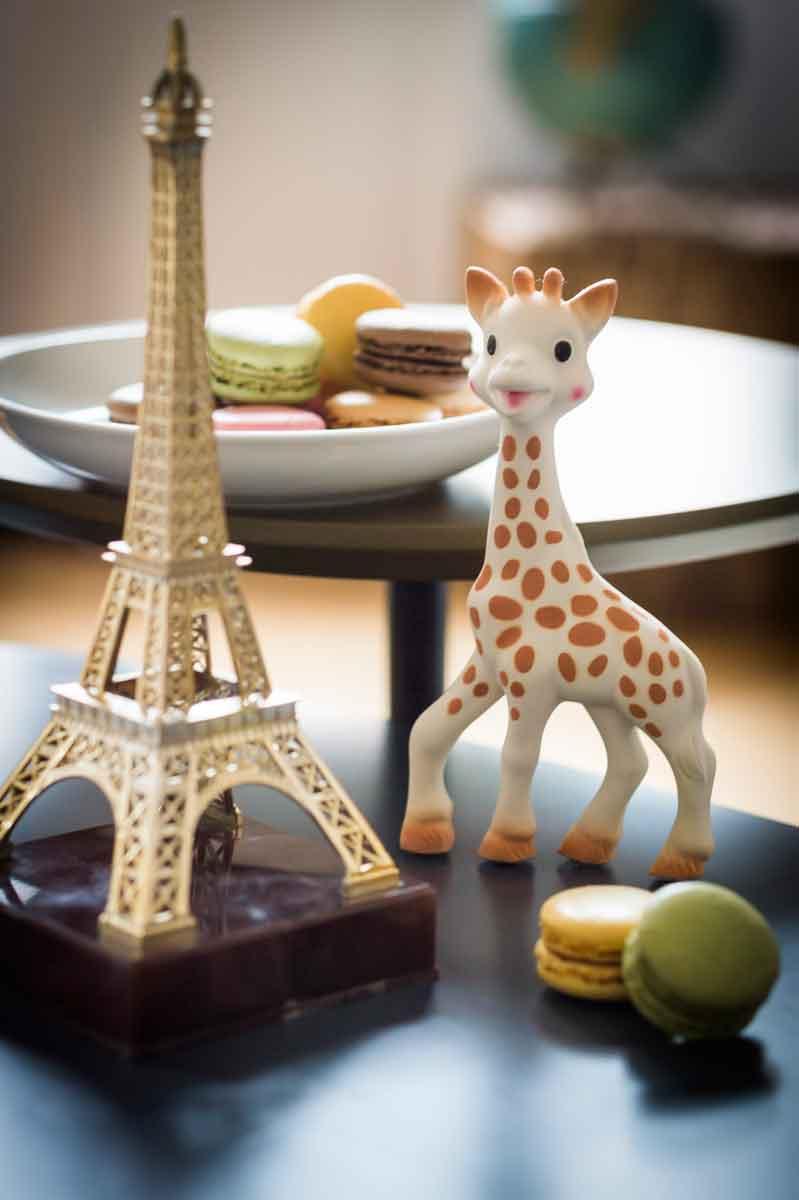 juguete mordedor sophie la jirafa