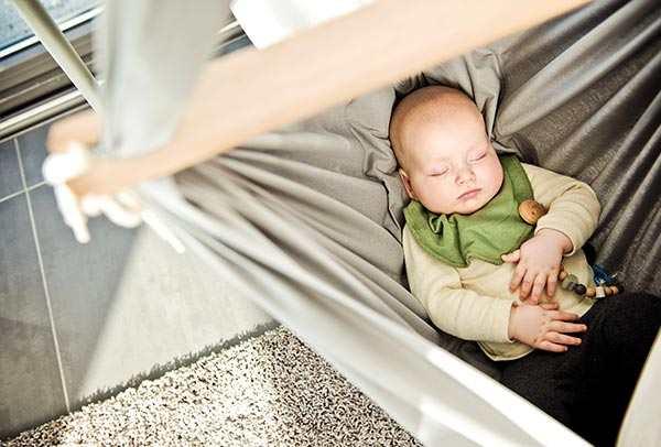 hamaca bebe nonomo