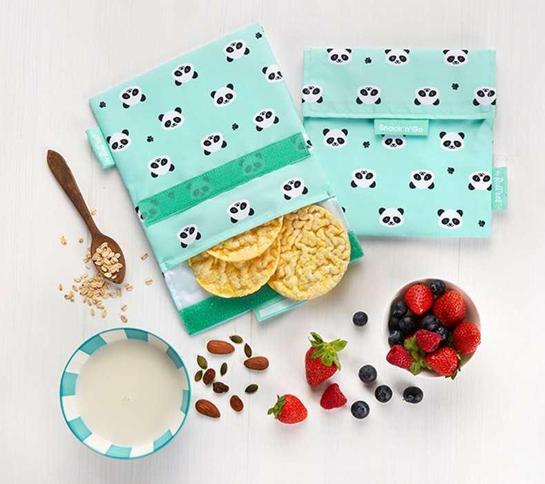 porta alimentos reutilizable ecologico roll eat
