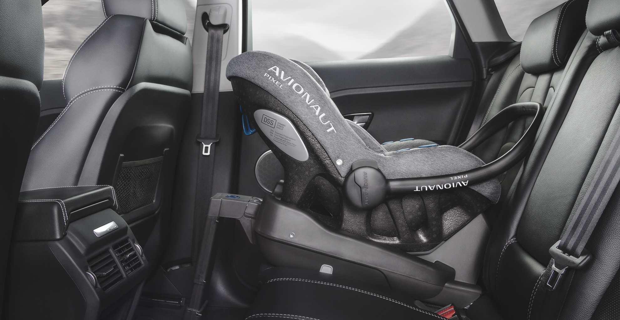 silla coche más segura Avionaut