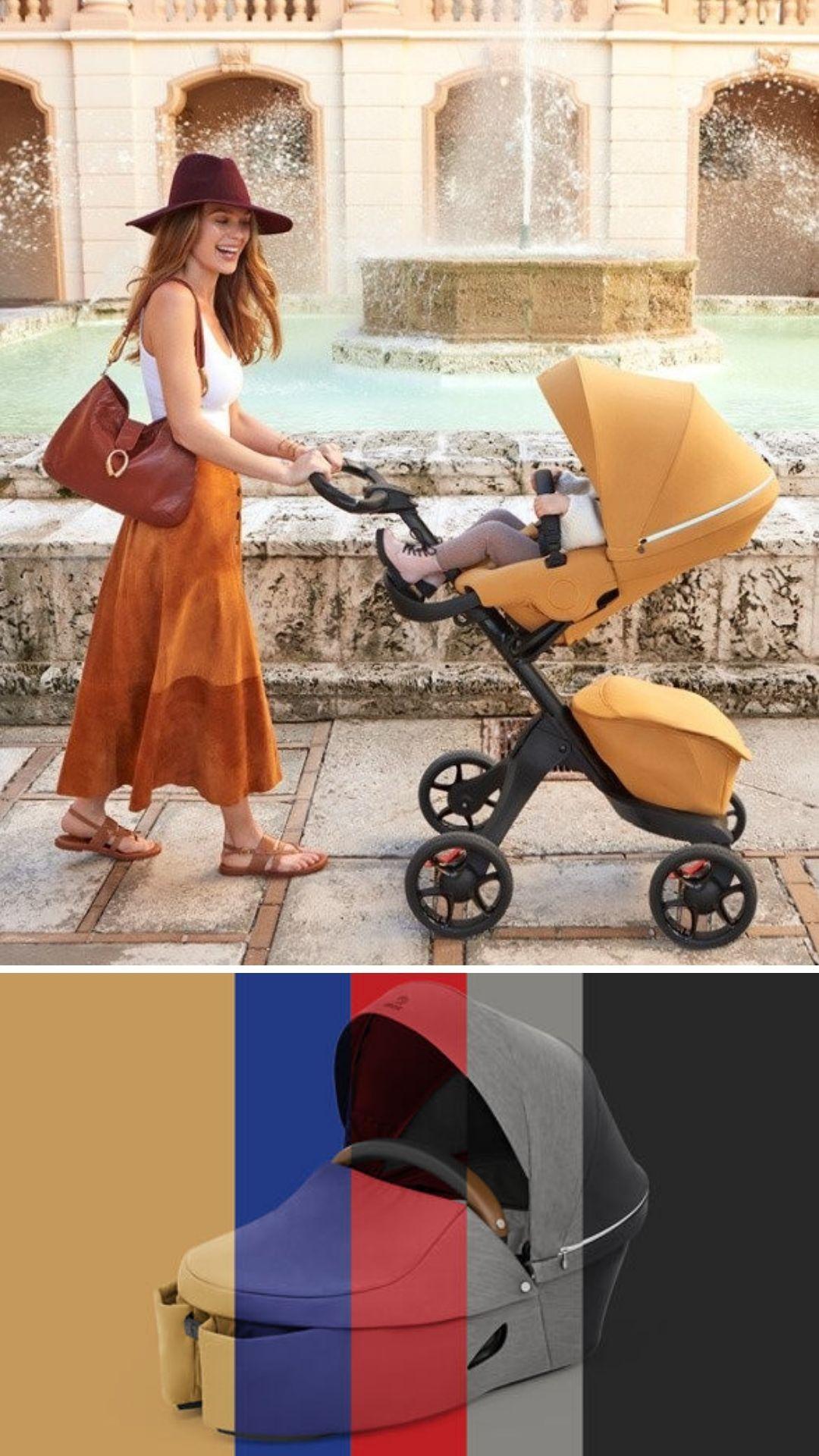 carritos para bebe stokke