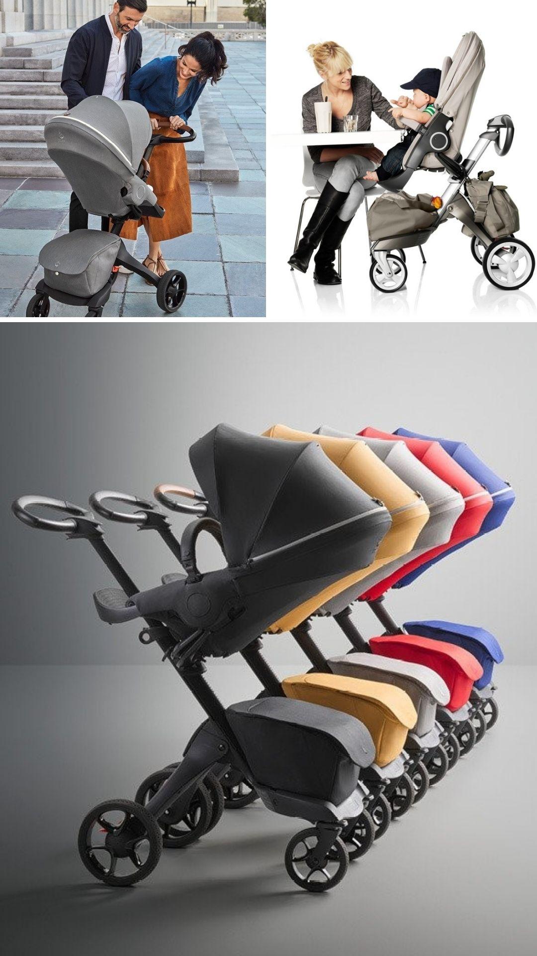 carrito bebe stokke