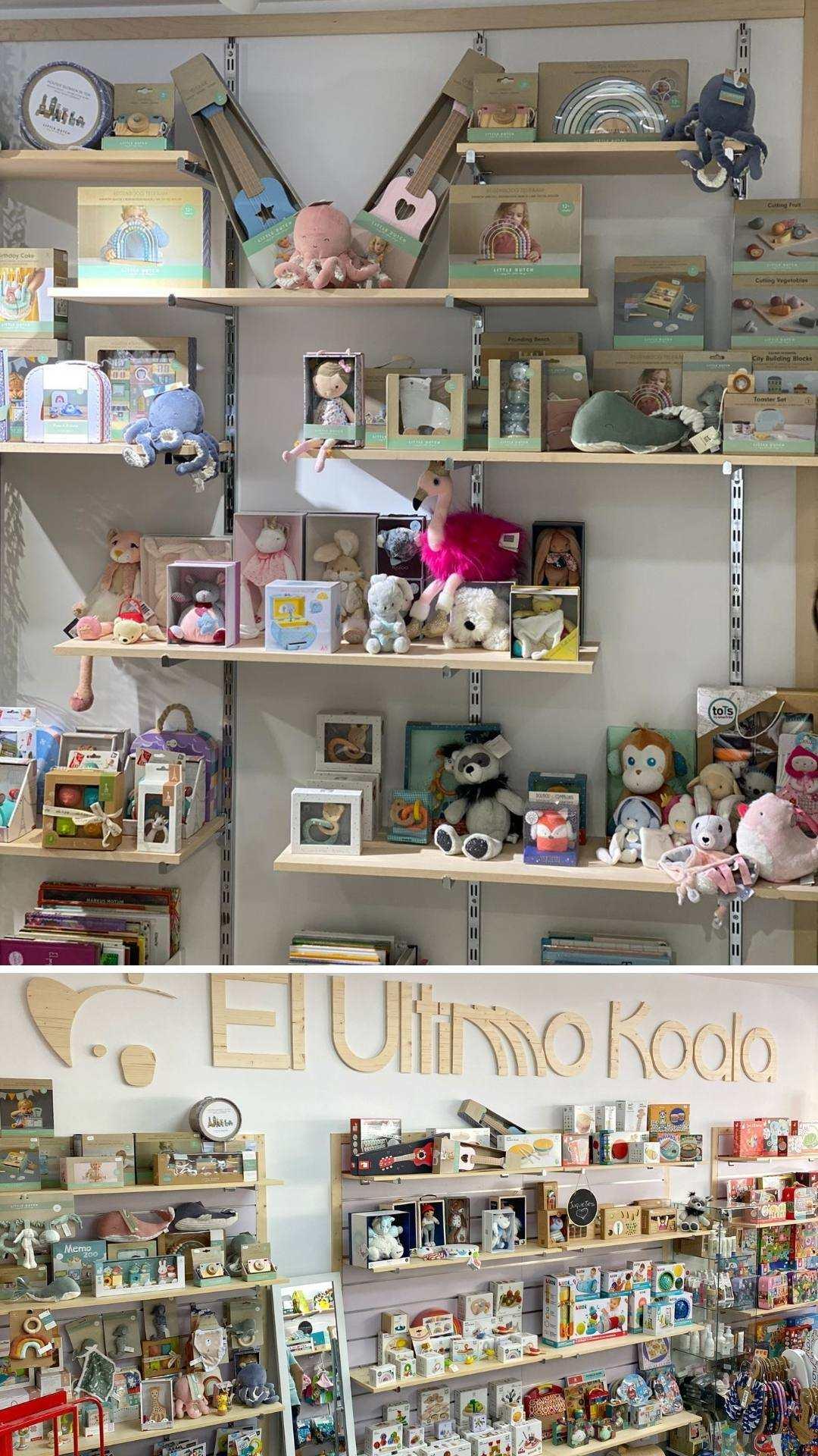 tienda juguetes bebe madrid ultimo koala