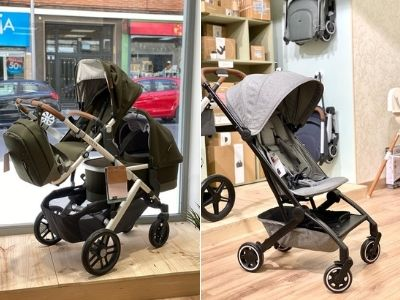 comprar carritos bebe madrid
