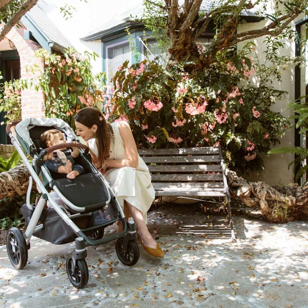carrito de bebe uppababy